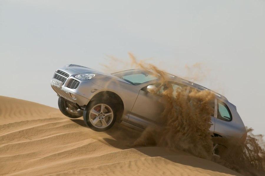 Porsche CayenneTurbo S
