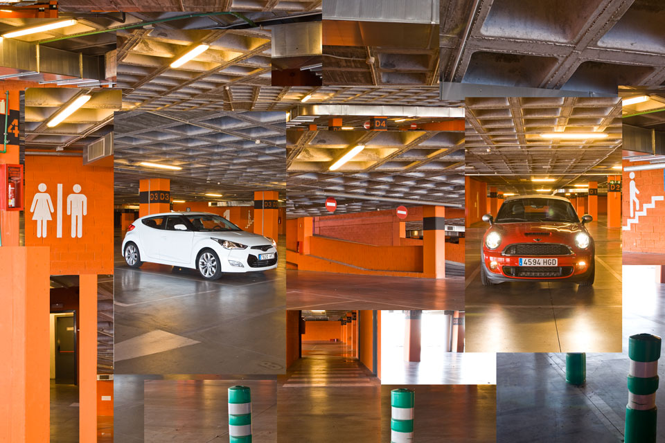 Hyundai Veloster vs Mini Coupe