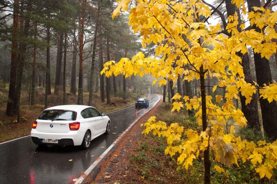 BMW M135i vs M3