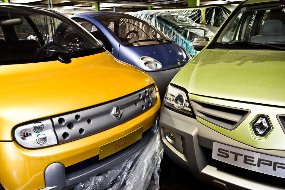 Almacén Renault