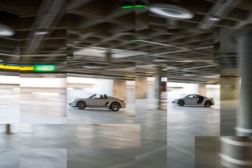 Porsche 911 vs Audi R8