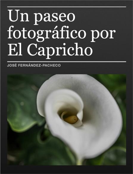portada Un paseo por El Capricho