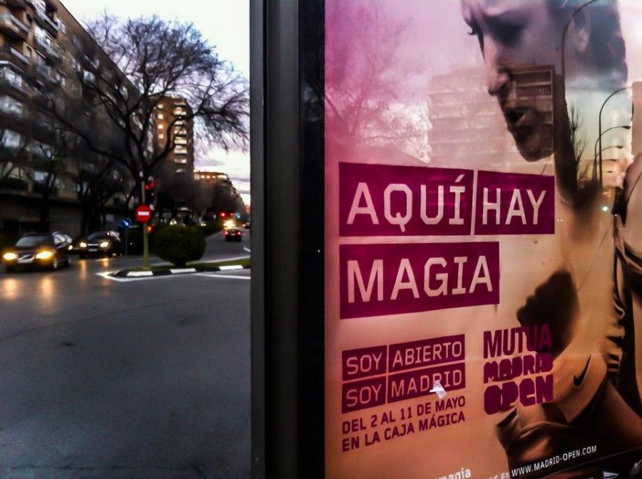 Madrid desde el iPhone