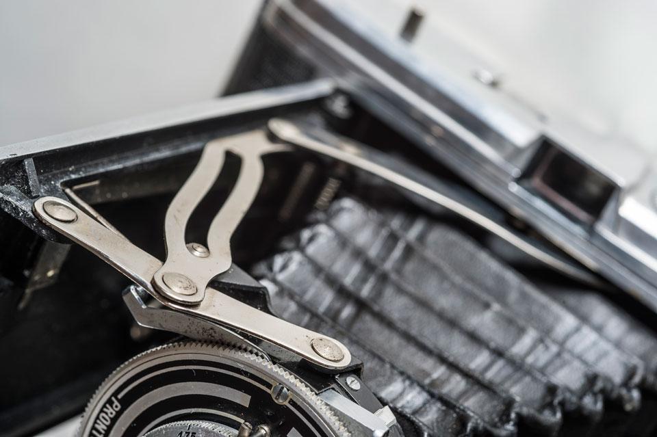 Pontiac Bloc Metal 45B