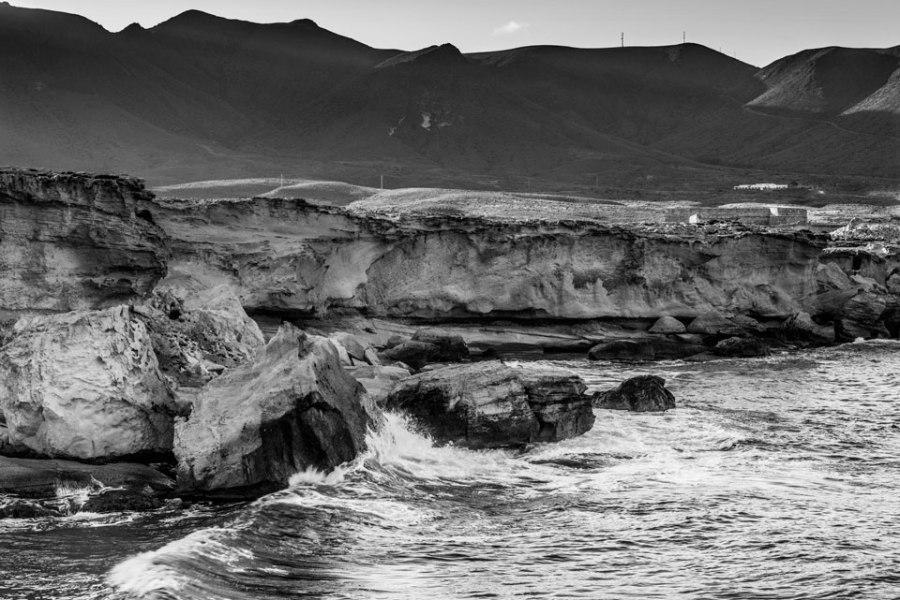 Los Escullos. Parque Natural Cabo de Gata-Nijar.