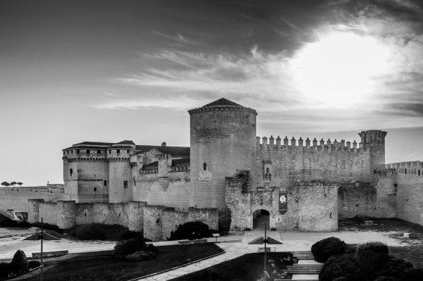 Castillo de los Duques de Alburquerque. Cuéllar