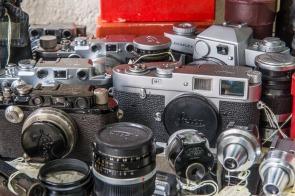 Comercio de cámaras