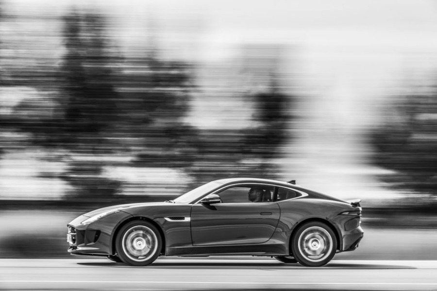 Jaguar F-Type awd S