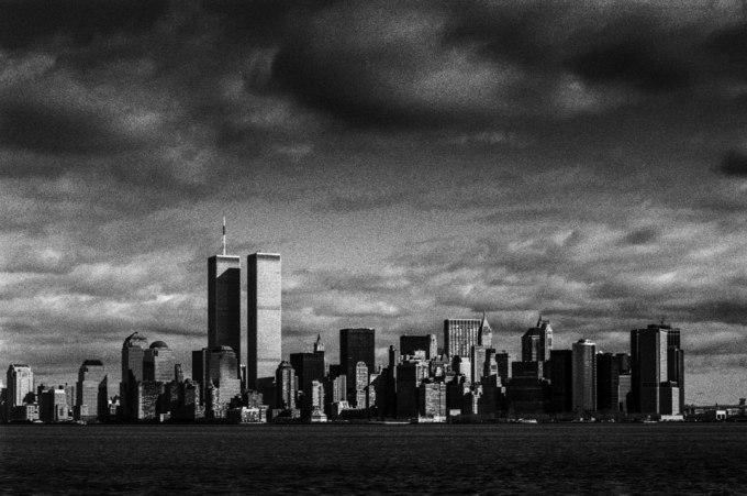 Skyline. Nueva York 1995