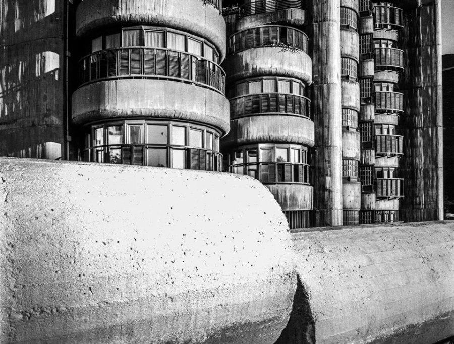Edificio Torres Blancas. Madrid