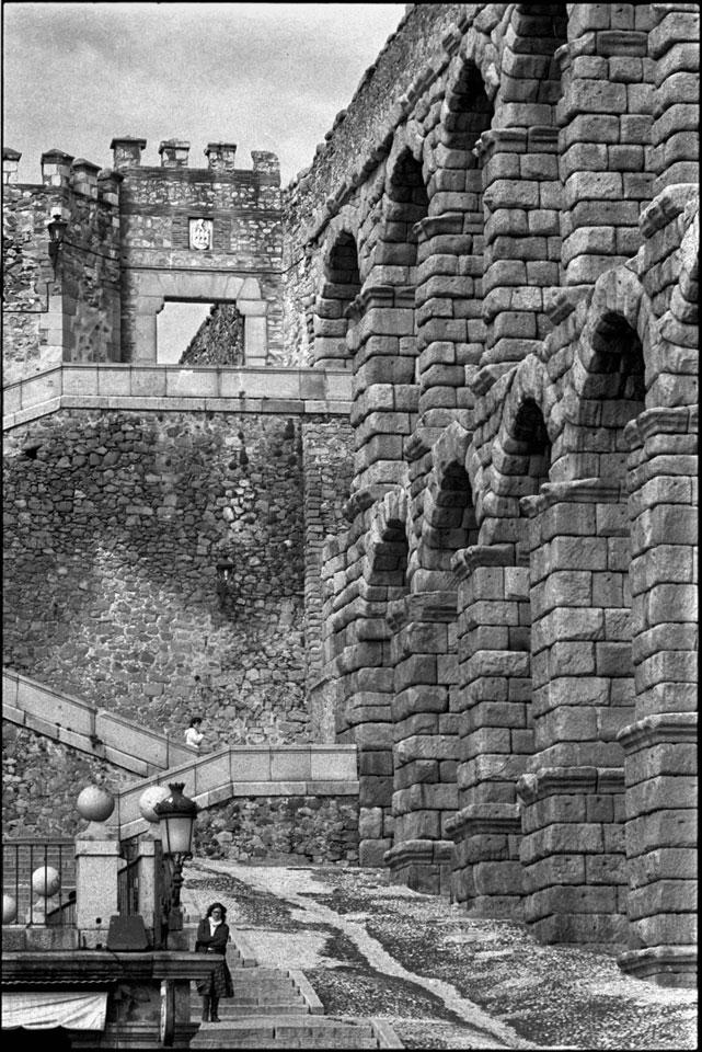 Acueducto de Segovia. 1986