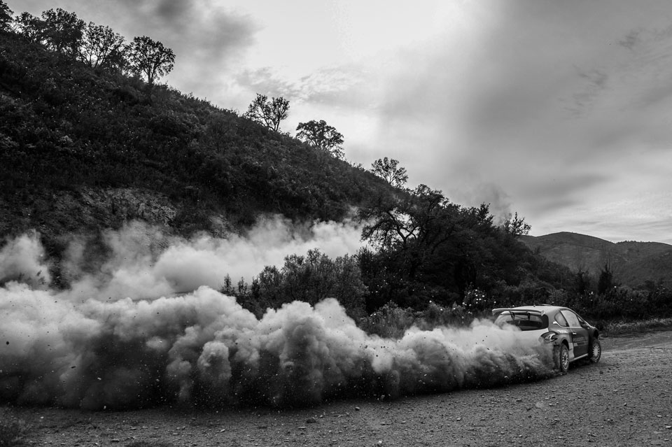 Peugeot 208 R5 T16. Portugal 2016.