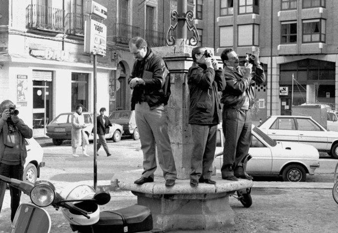 Fotografos. 1986.