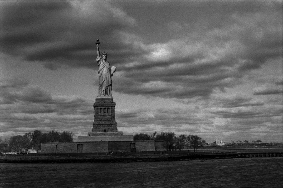 Estatua de La Libertad. Nueva York, 1996