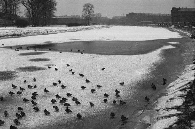 Leningrado, URSS. Invierno de 1989.