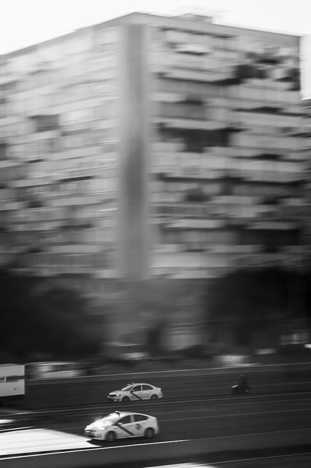 "Taxis. Serie ""Las Colmenas"". Madrid, 2016."