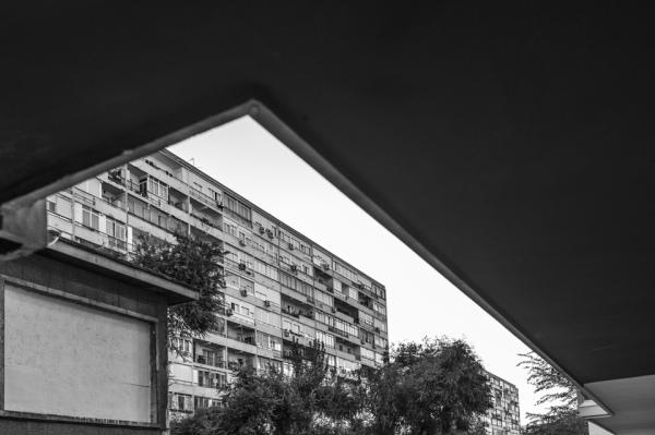 Vista. Serie Las Colmenas. Madrid, 2016.
