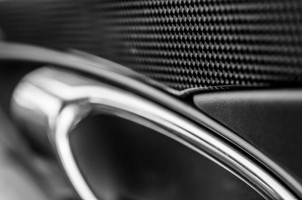 Panel de puerta. Porsche 911 Turbo S.