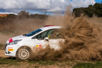 Peugeot Rally Cup Ibérica 2019.